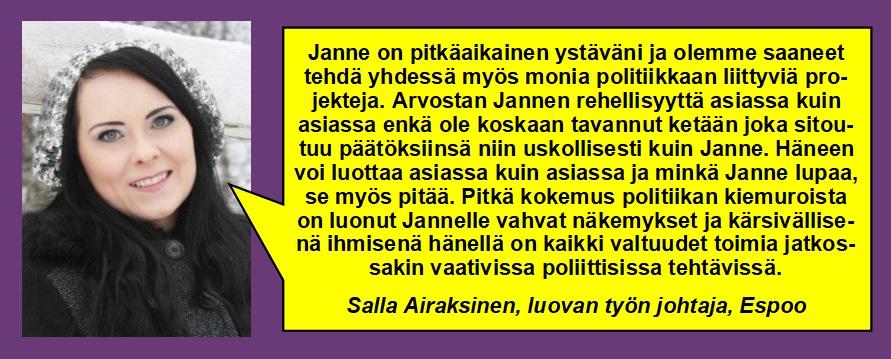 Salla Airaksinen