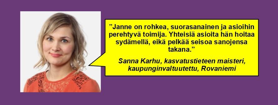 Sanna Karhu
