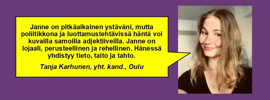 Tanja Karhunen