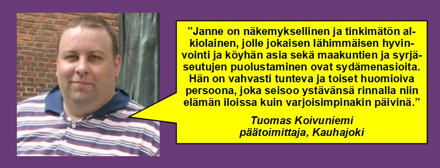 Tuomas Koivuniemi