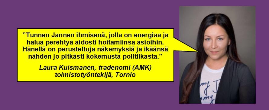 Laura Kuismanen