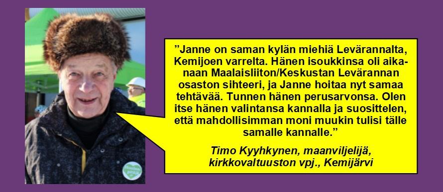 Timo Kyyhkynen