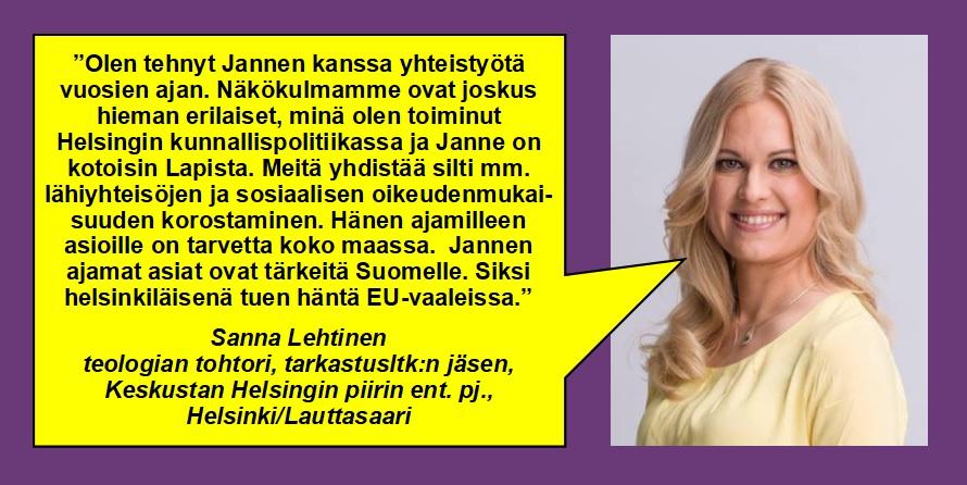 Sanna Lehtinen