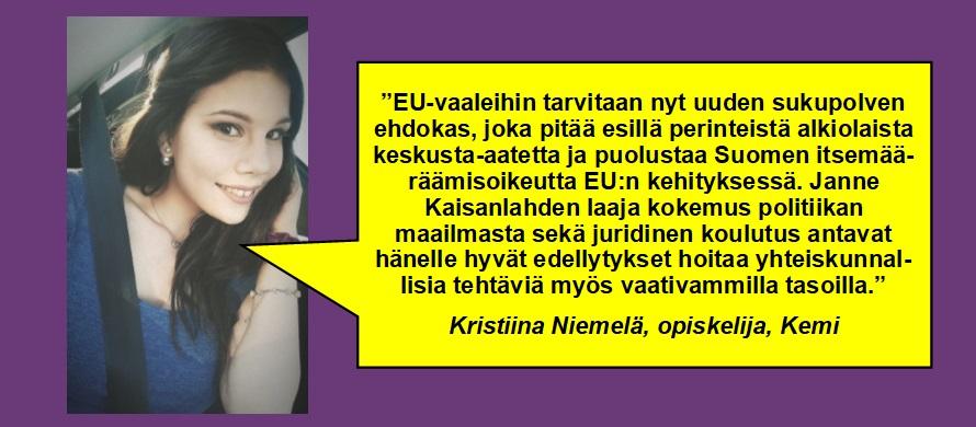 Kristiina Niemelä