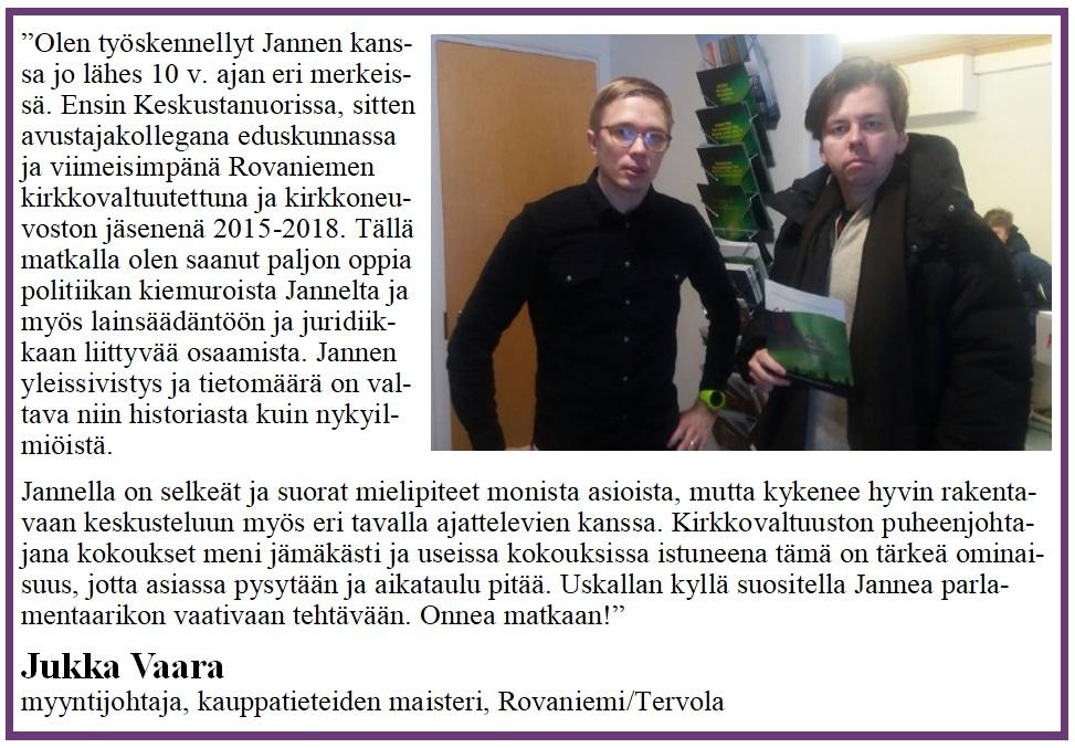 Jukka Vaara